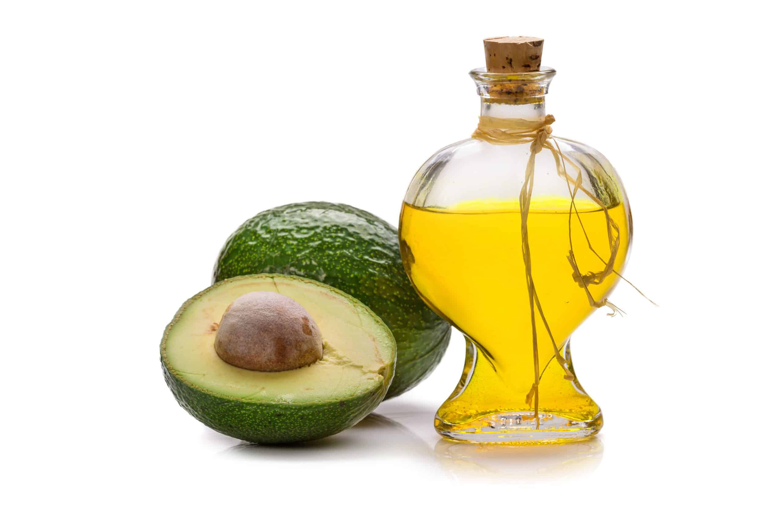 Smooth and soft skin with avocado oil