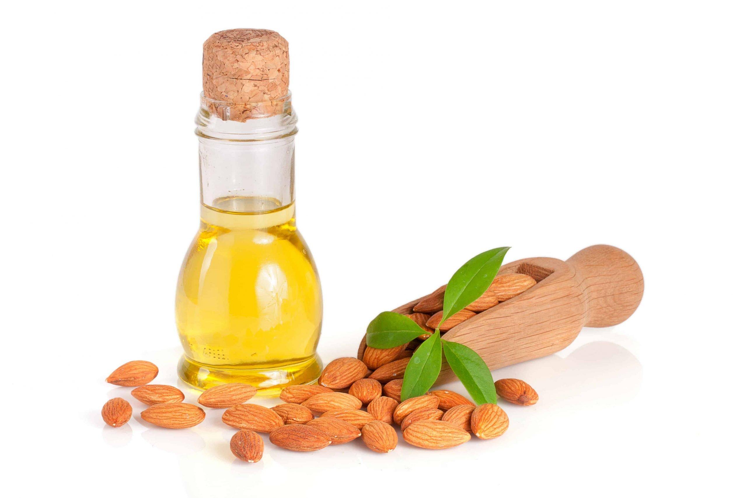 Sweet almond oil benefits