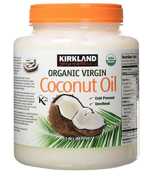 all natural coconut oil